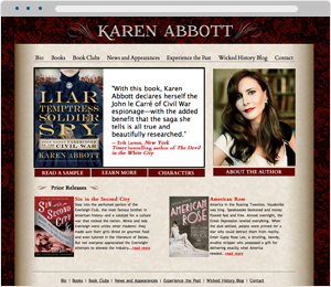 Karen Abbott Author Website