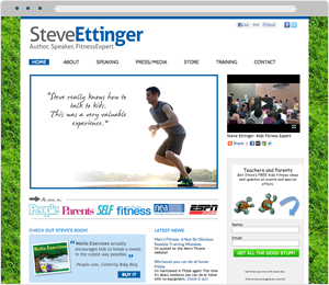 Steve Ettinger Author Website